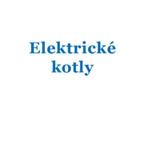 Elektrické kotly