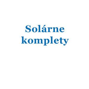 Solárne komplety